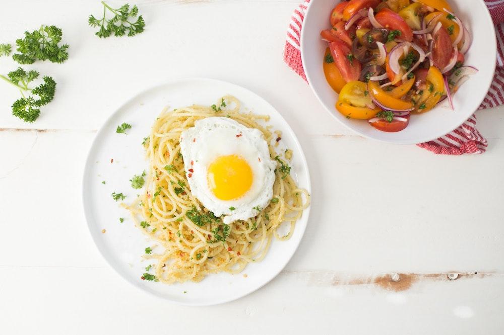 Spaghetti Salerno