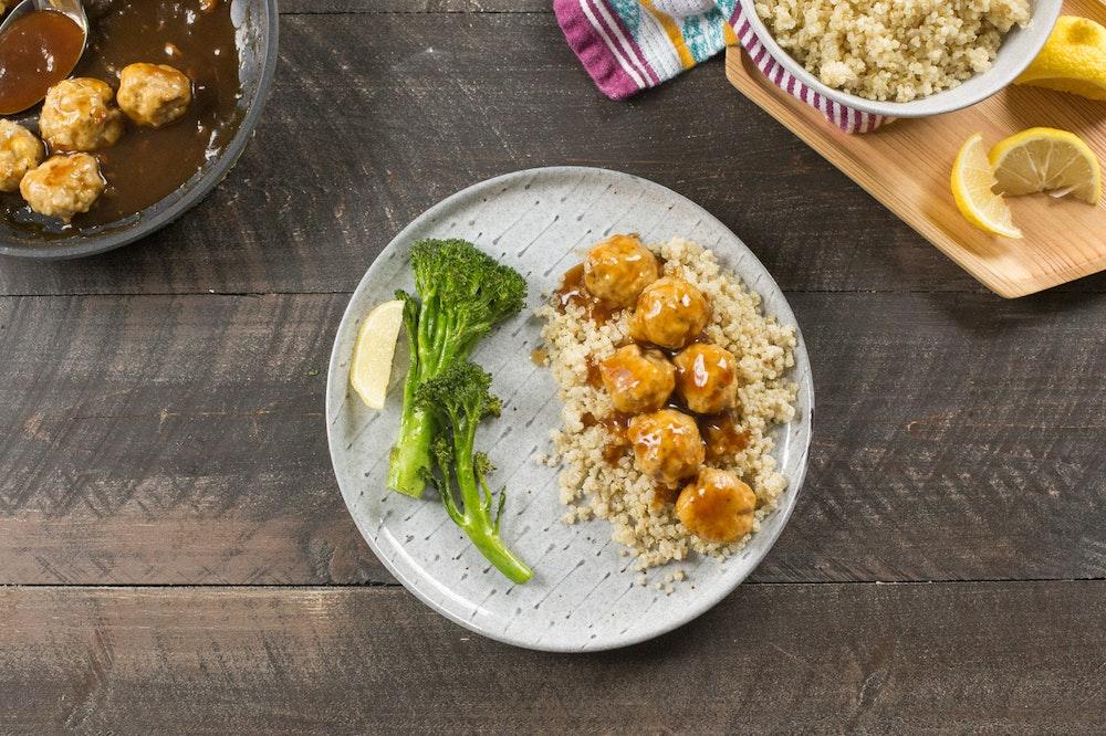 Teriyaki Mushroom and Bell Pepper Stir-Fry