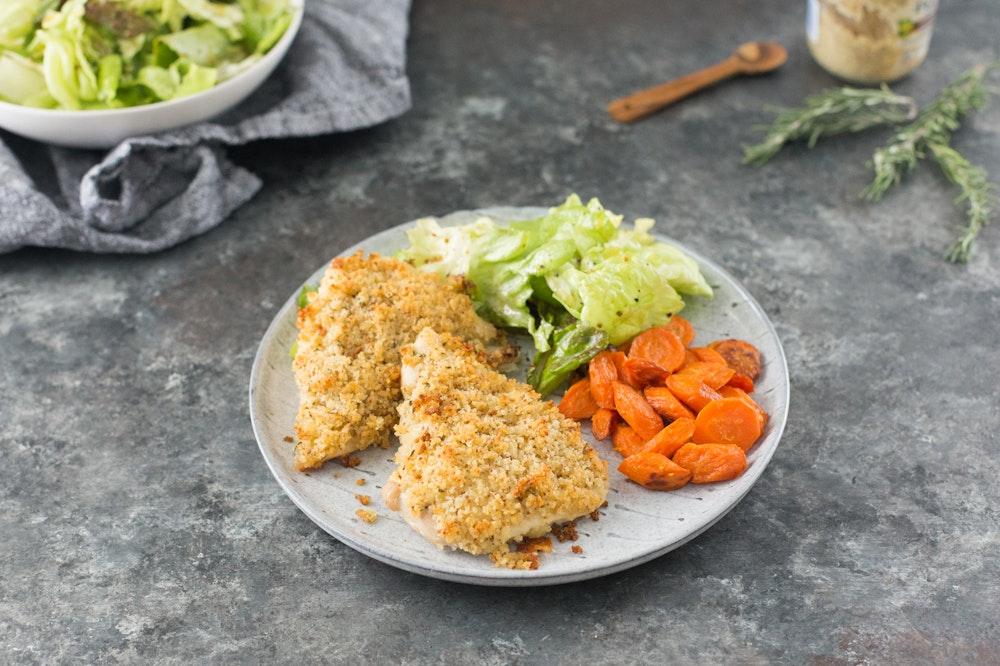 Rosemary-Mustard Chicken