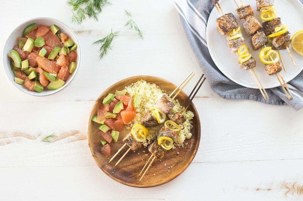 Middle Eastern Lentil and Couscous Bowls