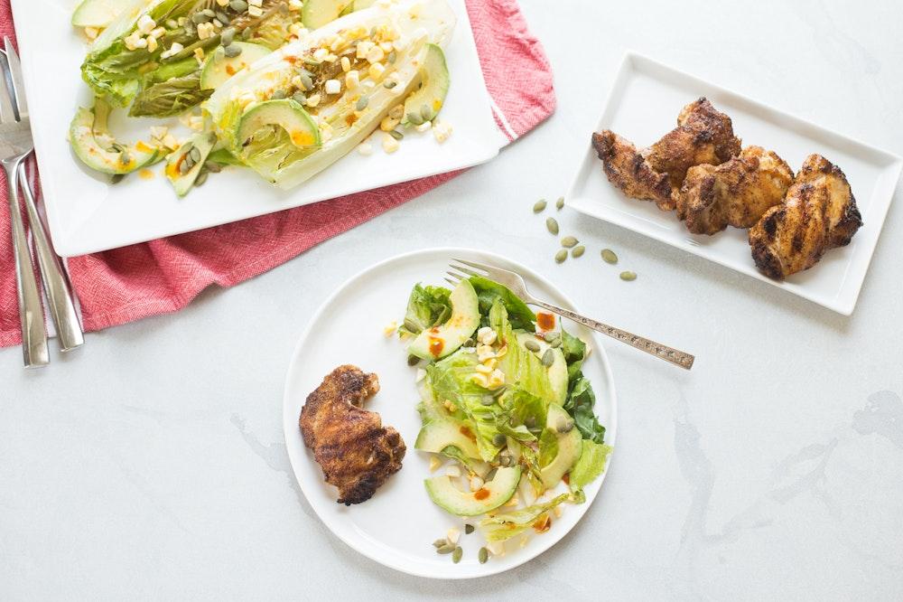 Latin-Spiced Chicken Thighs