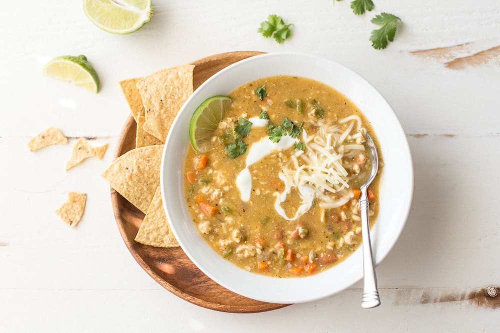 Instant Pot (or not) White Chicken Chili