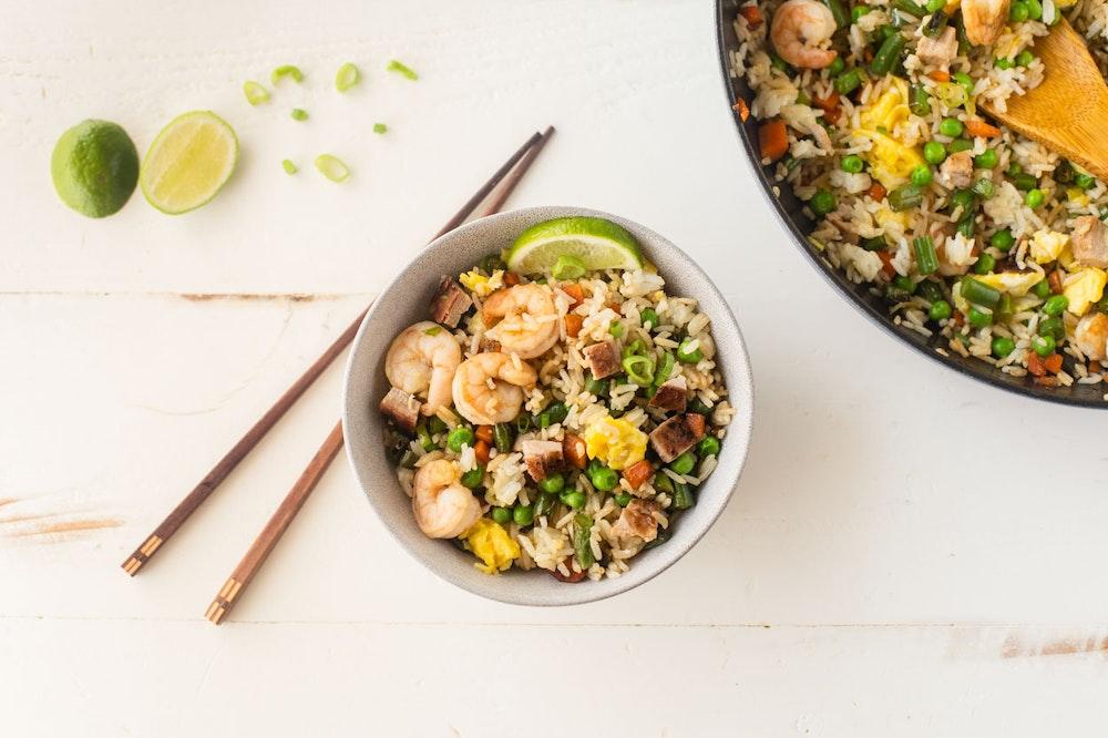 Yang-Chow Fried Rice