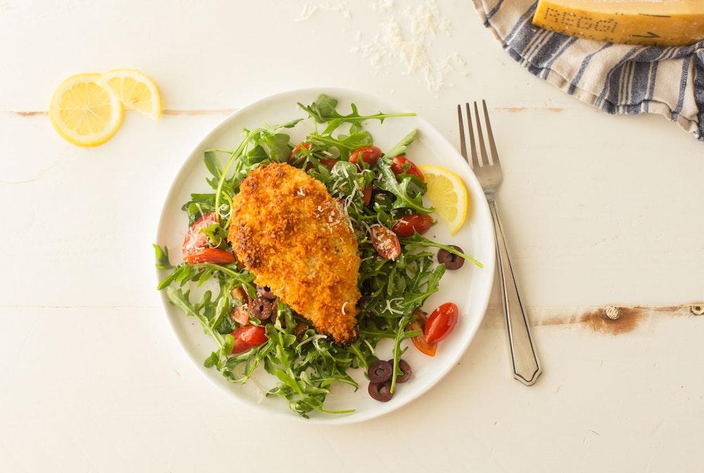 Shortcut Chicken Milanese