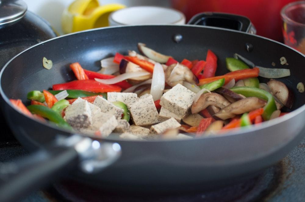 Chicken Thai Basil Stir-Fry
