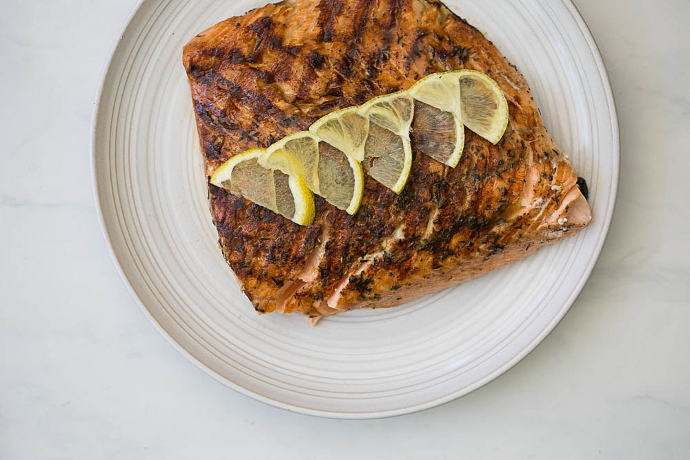 Balsamic-Thyme Salmon