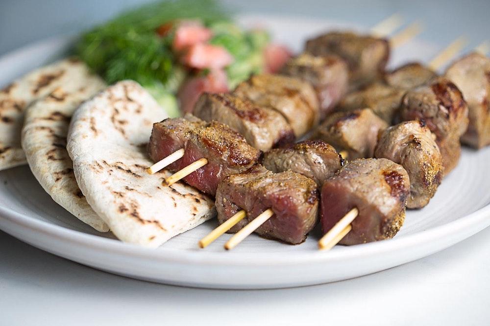 Cumin-Spiced Beef Kebabs {Favorites}