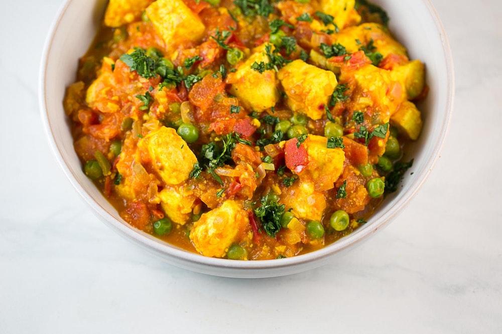 Paneer Tomato Curry