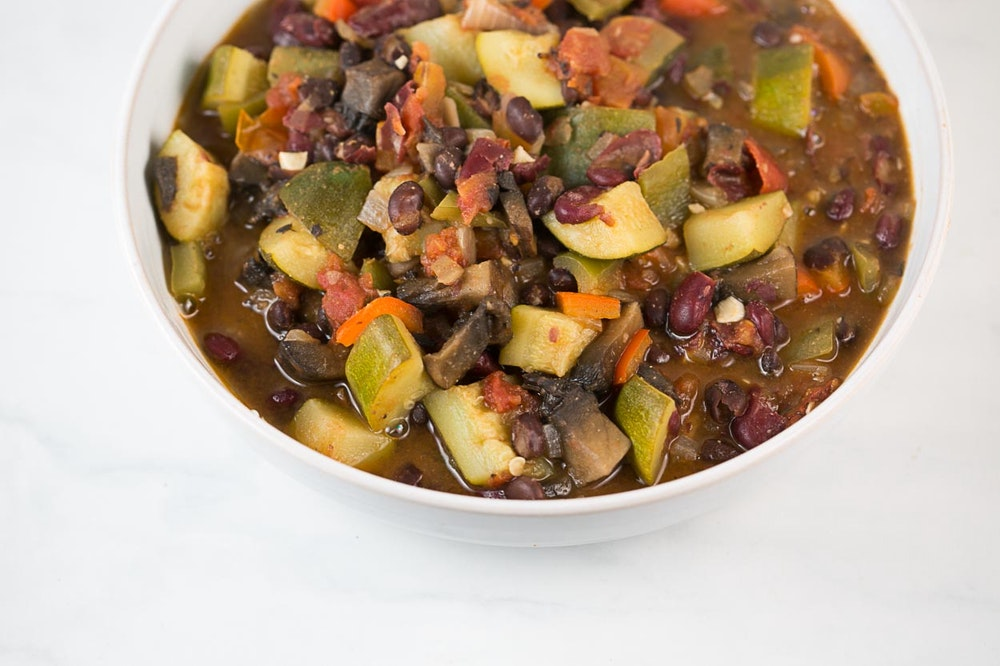 Two-Bean Chili