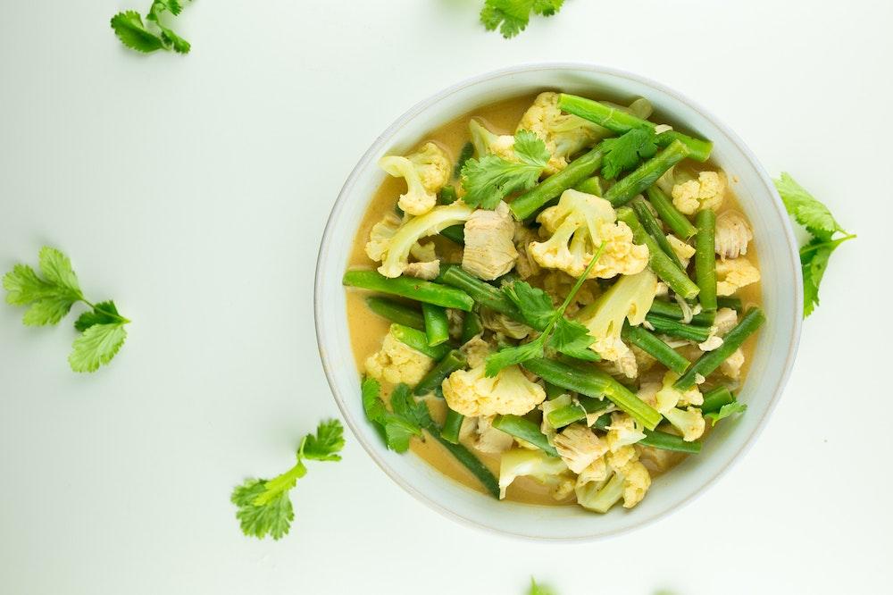 Rotisserie Chicken Curry