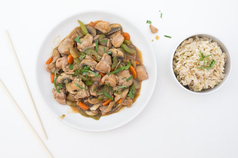 Weeknight Chicken Stir-Fry