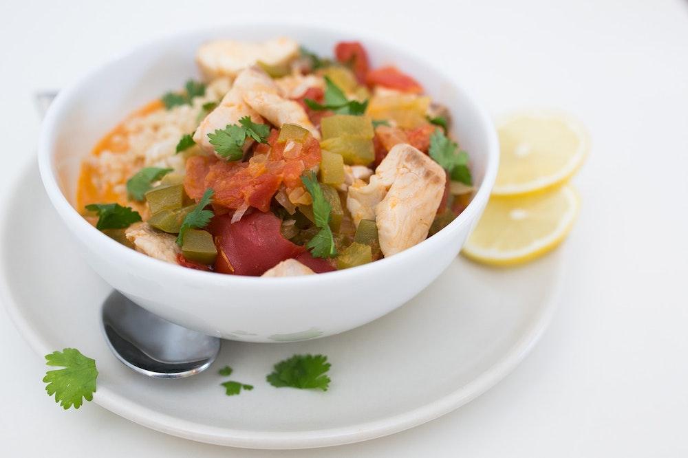 {Moqueca} Brazilian Fish Stew