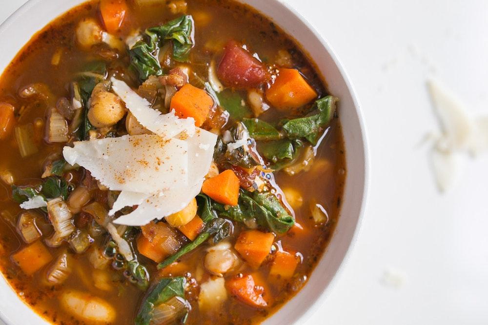 Italian Ribollita Soup