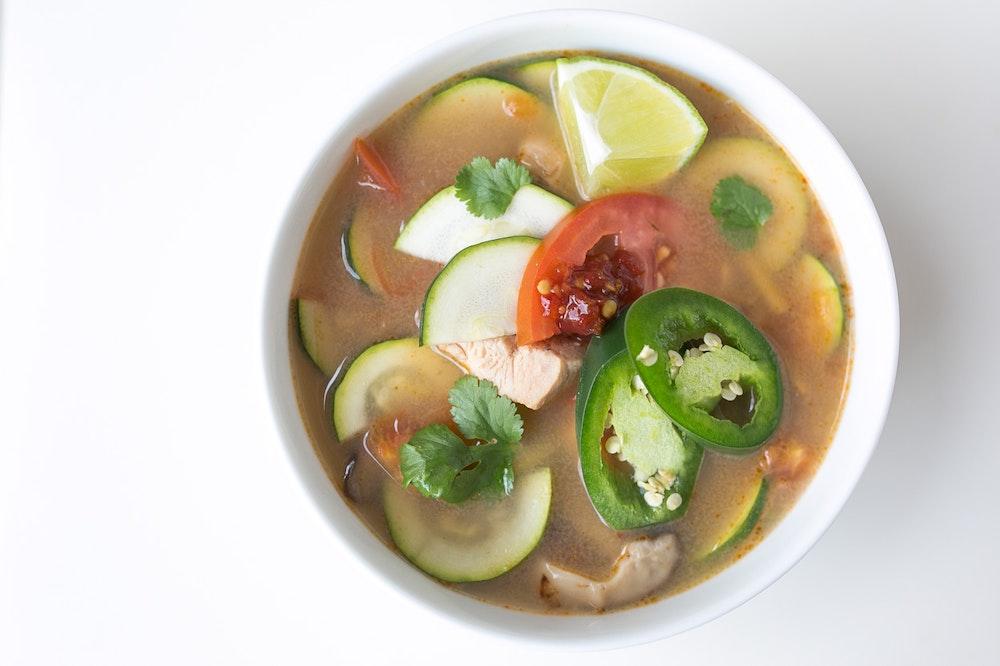 Tom Kha Gai Soup | from 3/9/15
