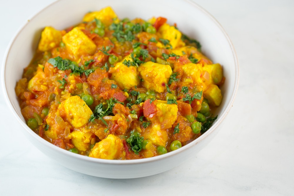 Paneer Tomato and Spinach Curry | from 2/2/15