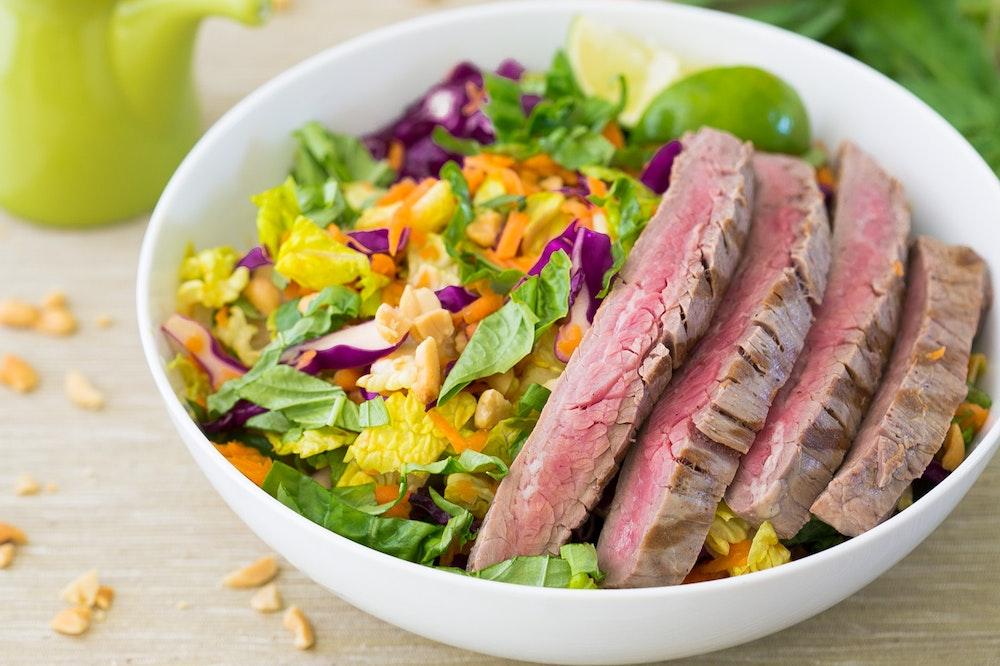 Thai Steak Salad