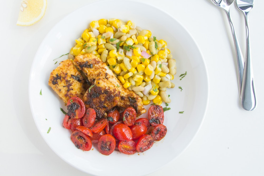 Chicken Cutlets with Tomato-Herb Pan Sauce
