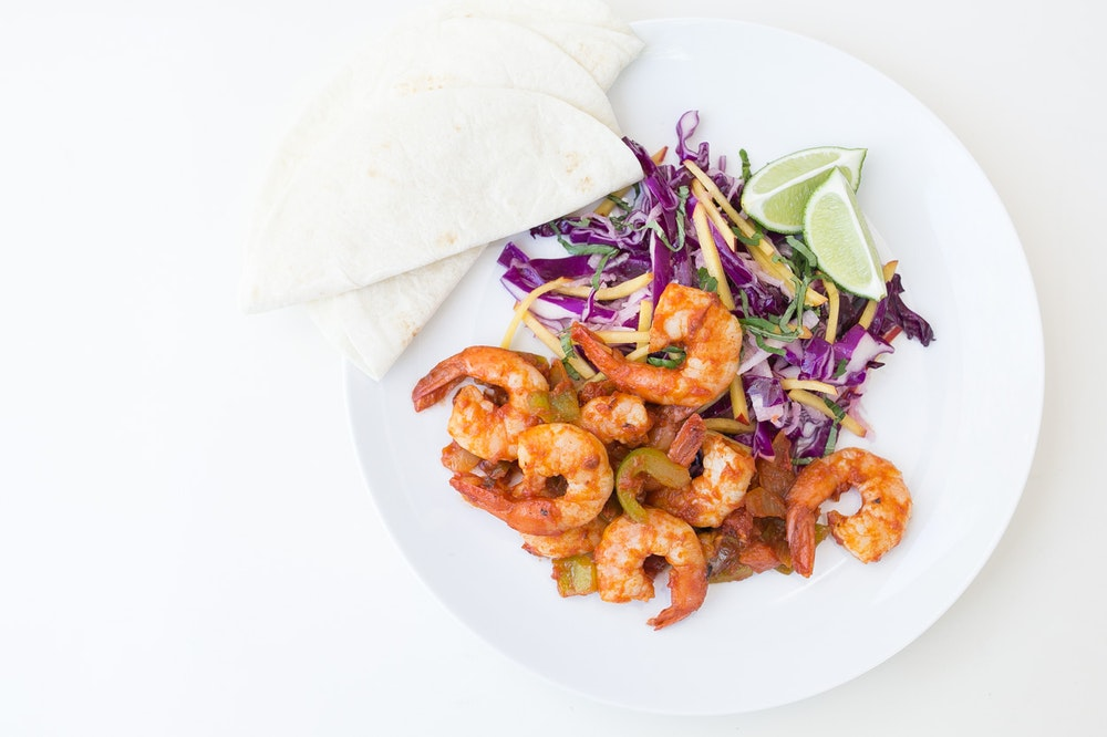 Chipotle Shrimp a La Diabla