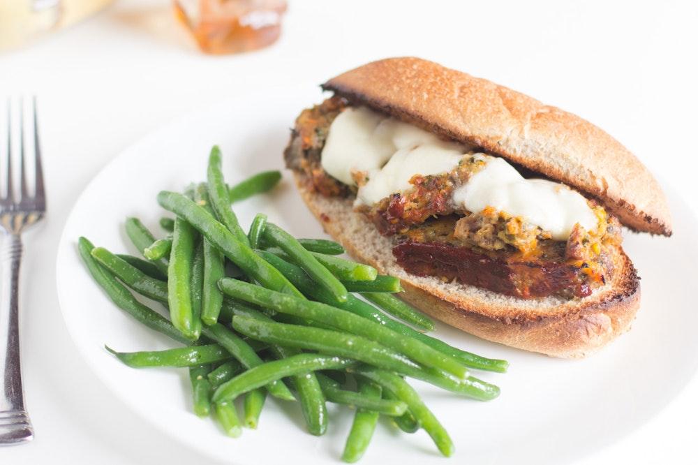 Leftover Meatloaf Sandwiches