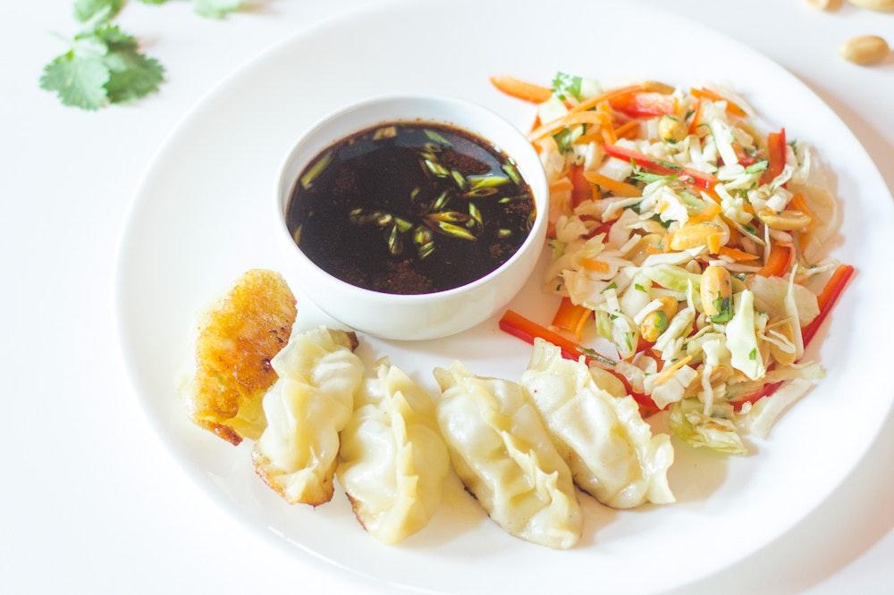 Shrimp Potstickers