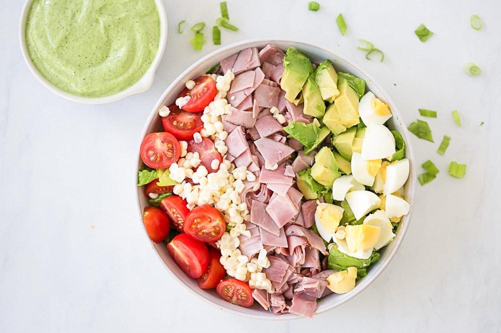 Summer Deli Cobb Salad