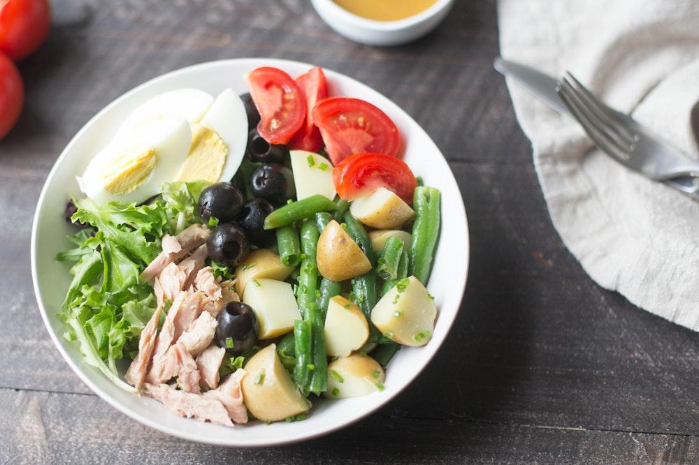 France | Nicoise Salad