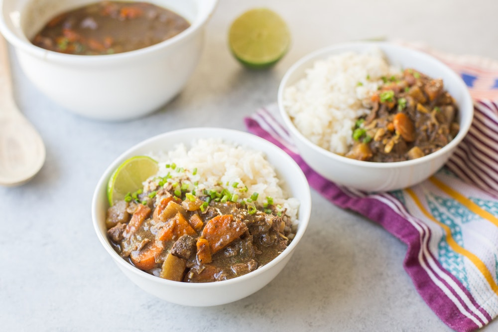 Slow-Cooker Japanese Beef Curry