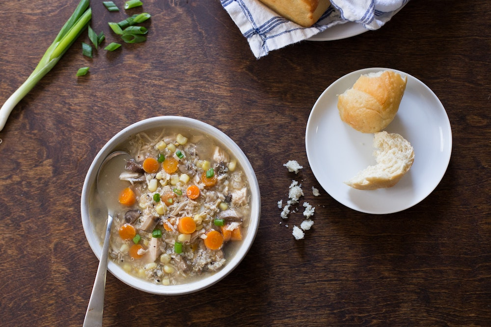 Slow-Cooker (or not) Chicken Stew