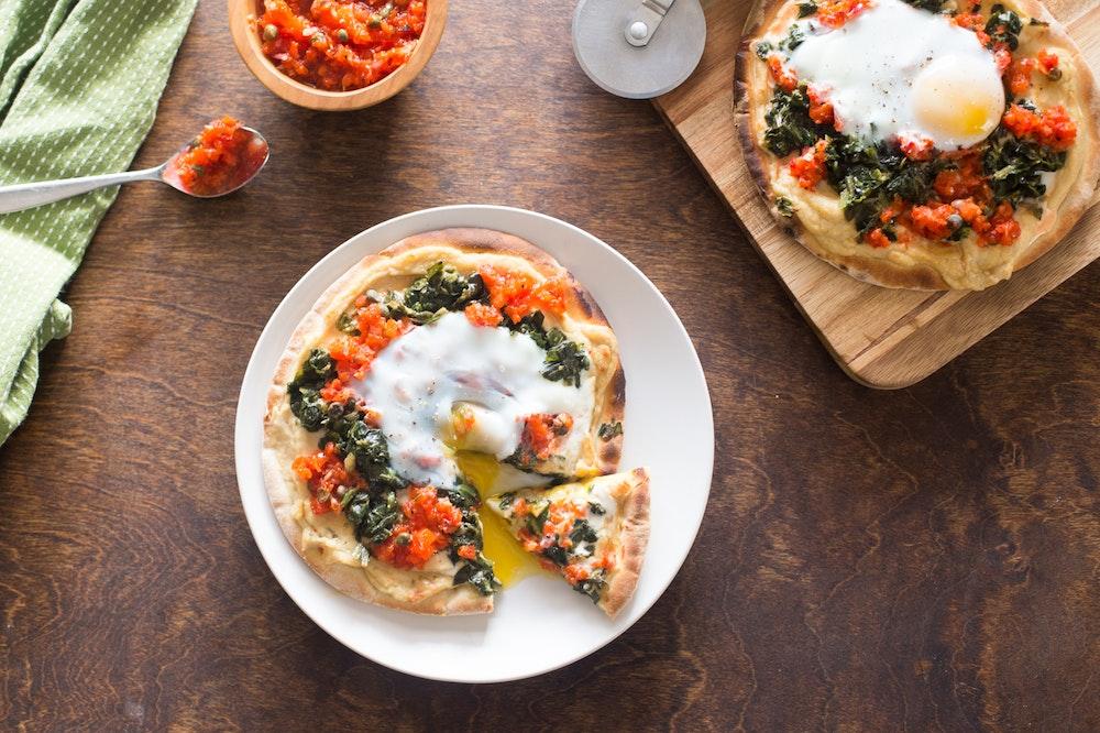Huevos Mediterranean
