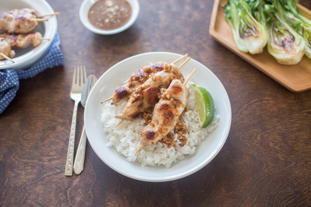 Tamarind Marinated Chicken