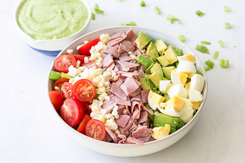 Summer Deli Cobb Salad