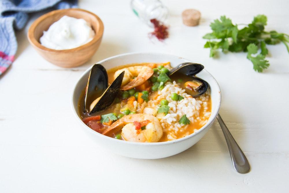 Paella Stew